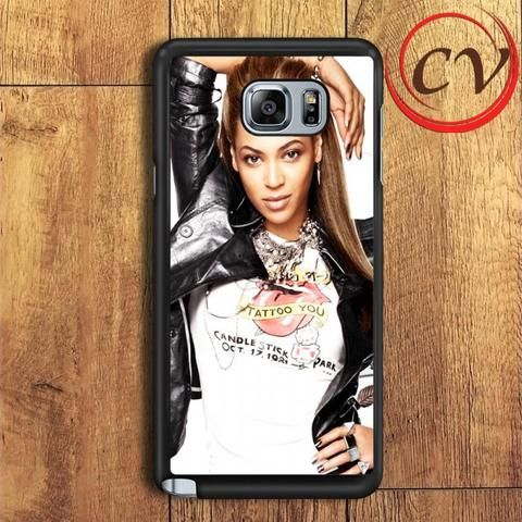 Beyonce Samsung Galaxy Note 7 Case