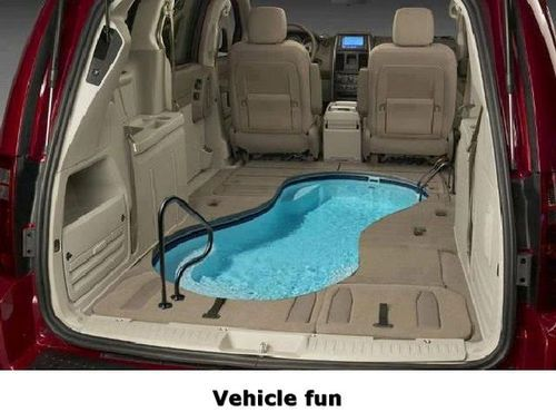 Invention Itu0027s Literally A Car Pool XD