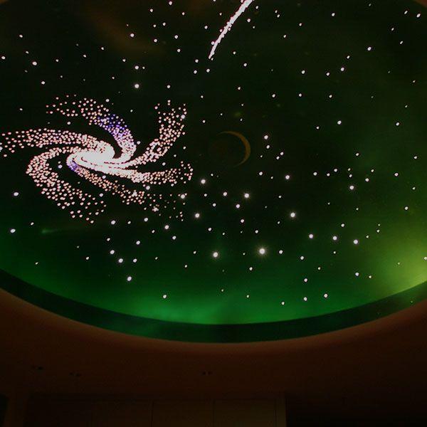 Oświetlenie Pokoju Dziecka -  Gwieździste Niebo