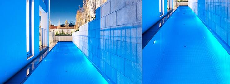 Lap pool to appreciate!