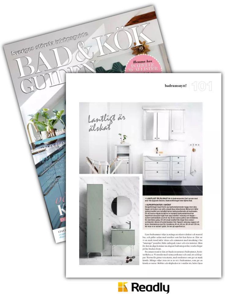 Tips om Bad & Kök Guiden 19 mars 2016 sidan 101
