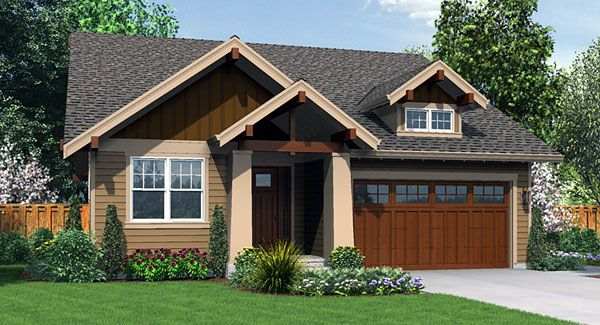 Espresso House Plan 3086 Nice cottage style house plan for a