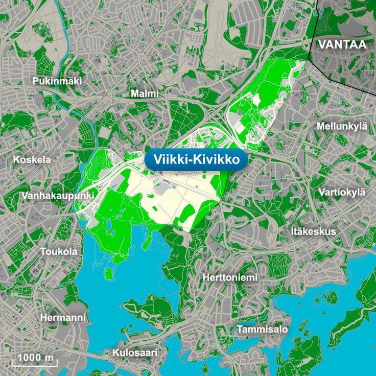 Карты | Что нового Хельсинки