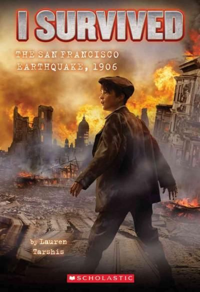 The terrifying details of the 1906 San Francisco earthquake jump off the page! Ten-year-old Leo loves being a newsboy in San Francisco -- not only does he get to make some money to help his family, he