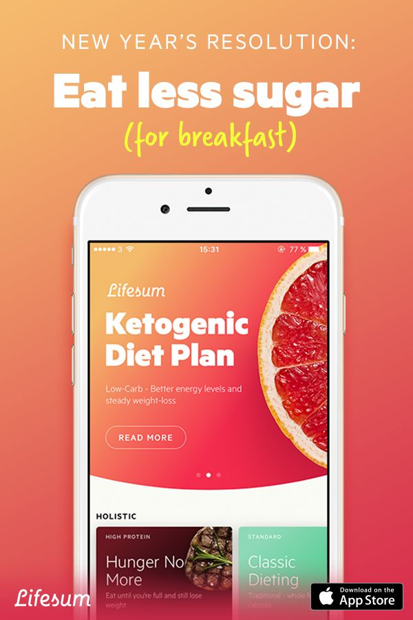 Make 2017 a healthier year. Get Lifesum free and choose one of the plans to start taking simple steps towards better health.