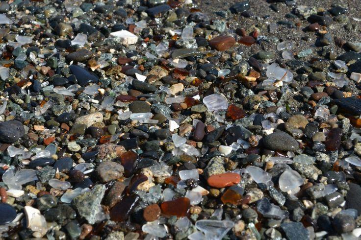 Sea Glass Beach - Victoria BC