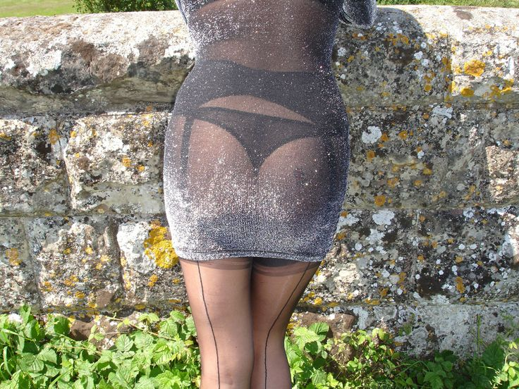 Tight And See Thru Dress In Public Tight Dresses