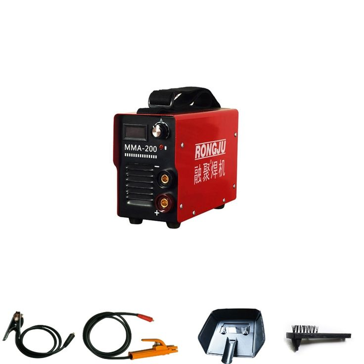89.60$  Buy now - http://alied0.shopchina.info/go.php?t=32808564956 -  220V   MMA-200 140A Portable household Electric Welding Machine Mini Inverter DC Arc Welder Meet CE ROSH 89.60$ #magazineonlinewebsite