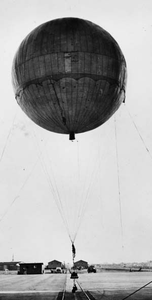 In late 1944, Japan began the production of 'fire balloons' capable of attacking American soil from their homeland. But how? And why did they stop?