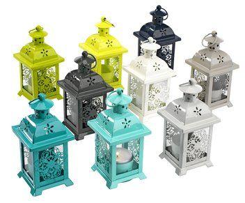 Lámpás BIETER acél/üveg 3db/szett vegyes