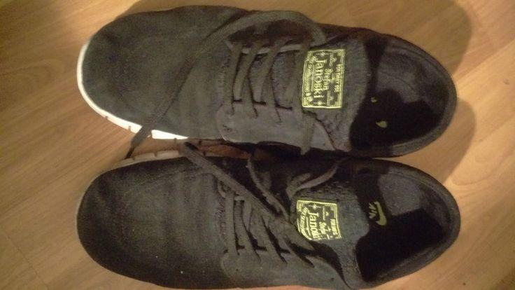 Nike Air Max - Stefan Janoski - Skateboard Schuhe Sneaker Gr. 42.5 . gay sk8er