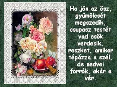 Várnai Zseni Virágos ág