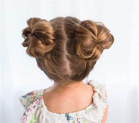 einfache mädchenfrisuren für langes haar | frisuren