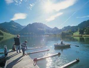 Une image de Schwarzsee (Lac Noir)