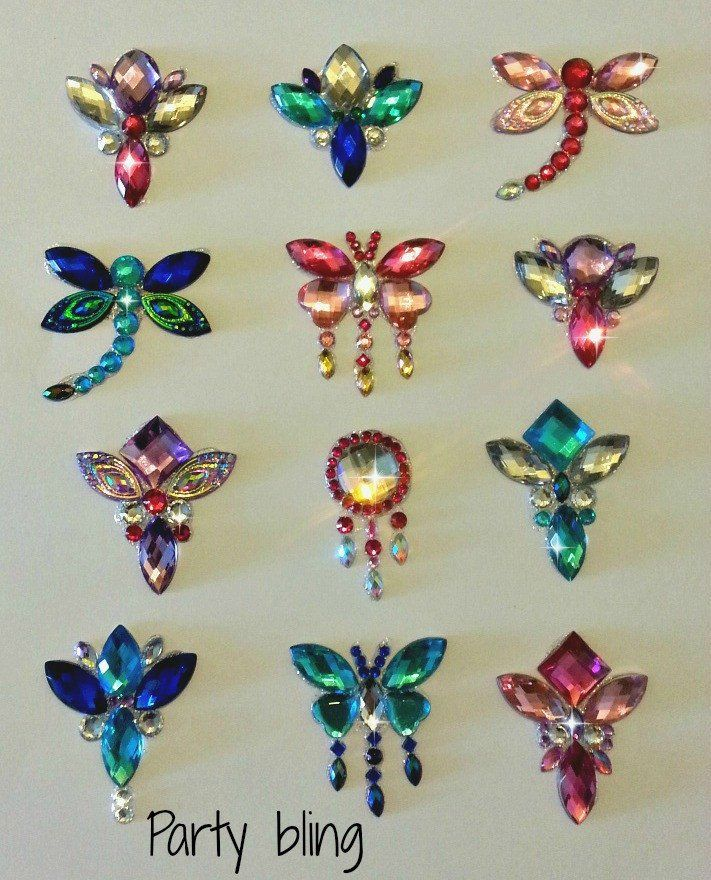 Hand made bling - Party