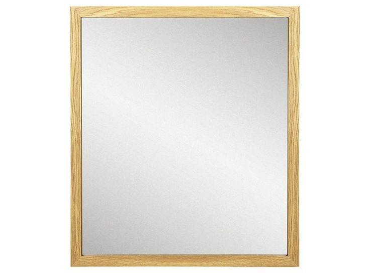Spiegel Hout Lijst Bruin Xenos · Badezimmer