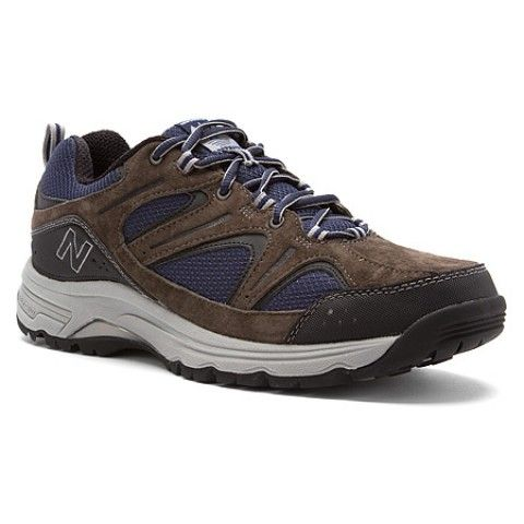 Mens New Balance Shoes MW759 Brown Blue