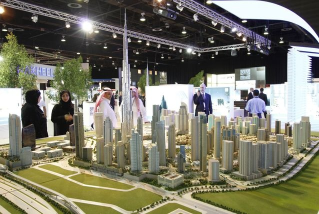 Dubai Cityscape Global 2012