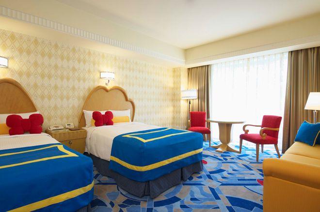 Disney Ambassador Hotel Standard Room