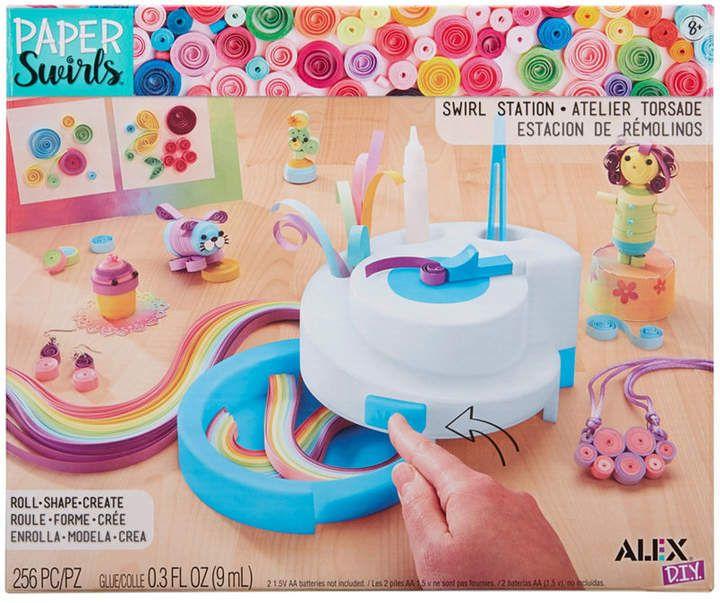 Alex Toys Alex Diy Paper Swirls Swirl Station Reviews Home Macy S Diy Bubble Bar Diy Paper Alex Toys