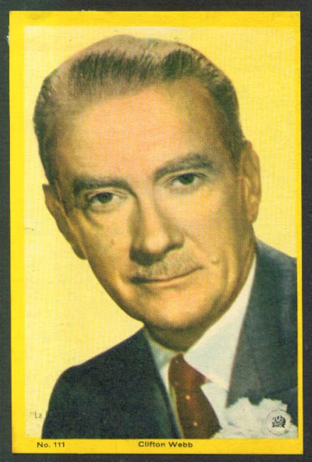 17 Best images about CLIFTON WEBB 1889-1966 on Pinterest ...