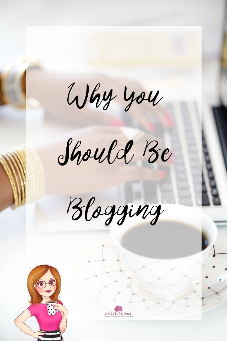 Click through to read all about why you should be blogging to help promote and market your direct sales business
