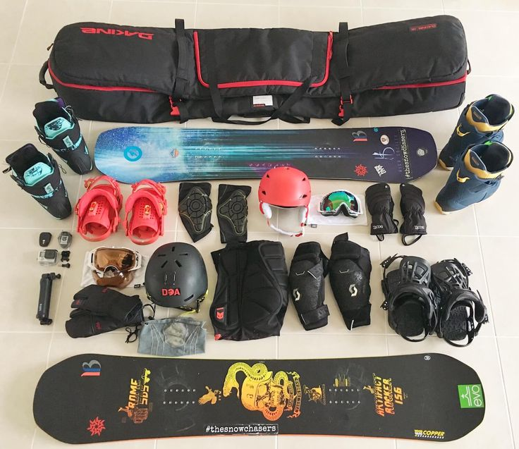 What And How To Pack For A Snowboarding Holiday
