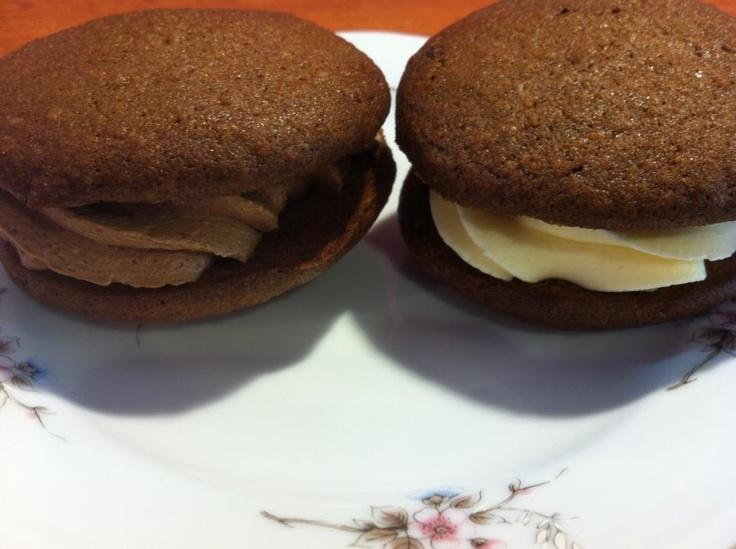 Whoopie Pies για πρώτη φορά στα Χανιά! Μόνο στα Μαριλού Cupcakes, το πρώτο μαγαζί στα Χανιά με cupcakes!