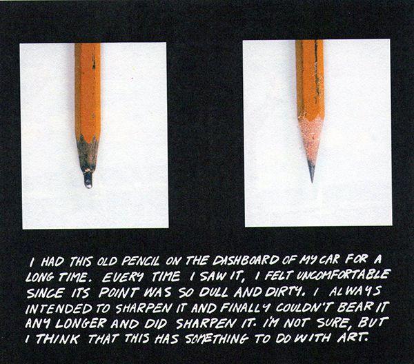 Картина дня: «История с карандашом» - ВОС