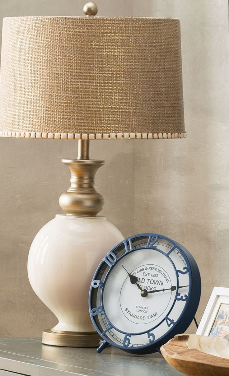Best 25 Rustic Table Lamps Ideas On Pinterest Hall Table Decor Family Room Decorating And