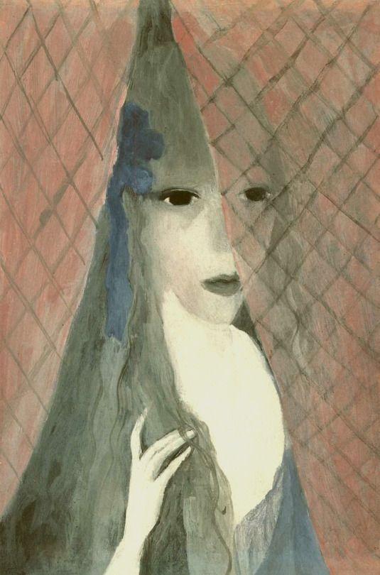 Marie Laurencin La prisonnaire 1917