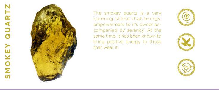 Smokey Quartz - Energy, Courage, & Spirituality
