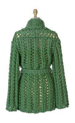 Ruthy Crochet y más...: Sacones y tapados