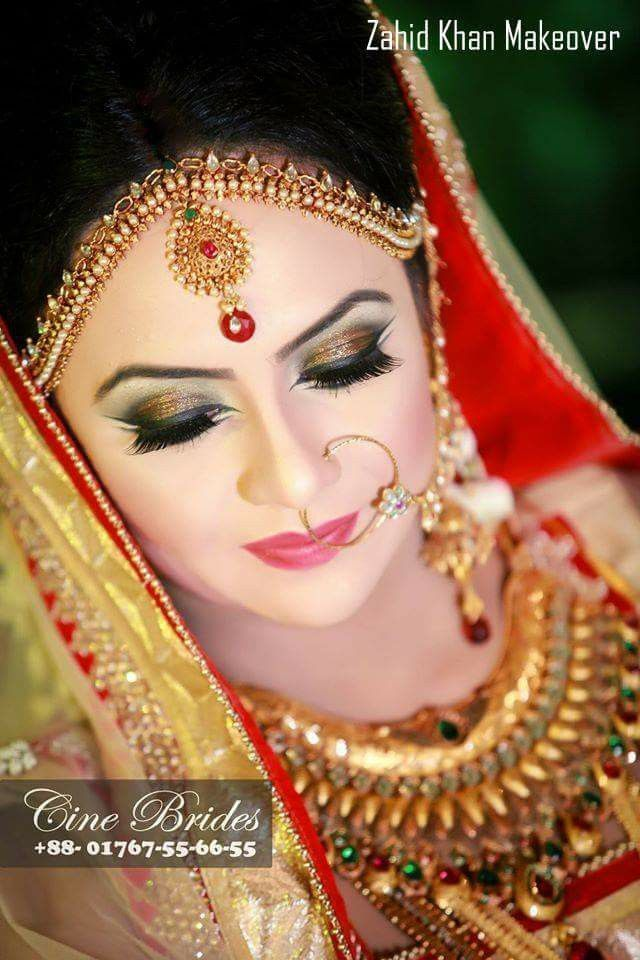 18 Best Zahid Khan Makeup Images On Pinterest | Nose Rings Bride And Pakistani