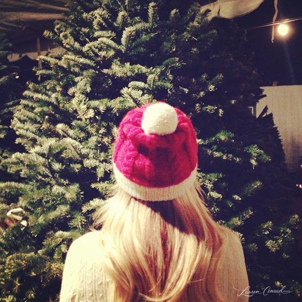 Merry Christmas from Lauren Conrad