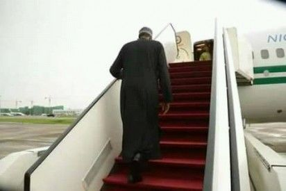 News Update: Buhari arrives in Nigeria today after 10-day medical trip