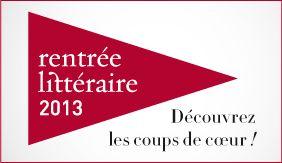 Librairie Filigranes - Rentrée Littéraire 2013