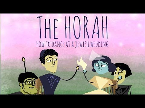 How to dance the Horah - Jewish weddings are full of ritual, solemnity, and… dancing! When Hava Nagila starts playing, you don't want to be the only one in the room who doesn't know the horah! Learn more at http://www.g-dcast.com/jewish-weddings/