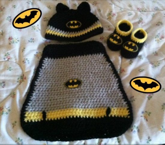 Batman Crochet Projects The Very Best Collection
