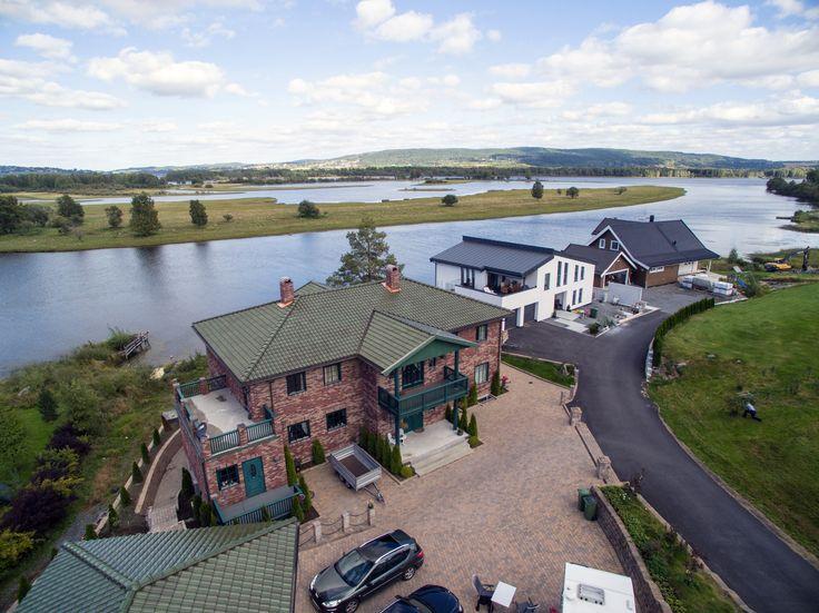 3 boliger prosjektert av SDK Consult. 3 vidt forskjellige stiler.