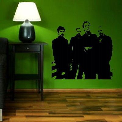 Coldplay #celeb band wall sticker decal art #transfer graphic stencil #vinyl nic3,  View more on the LINK: http://www.zeppy.io/product/gb/2/152034390858/