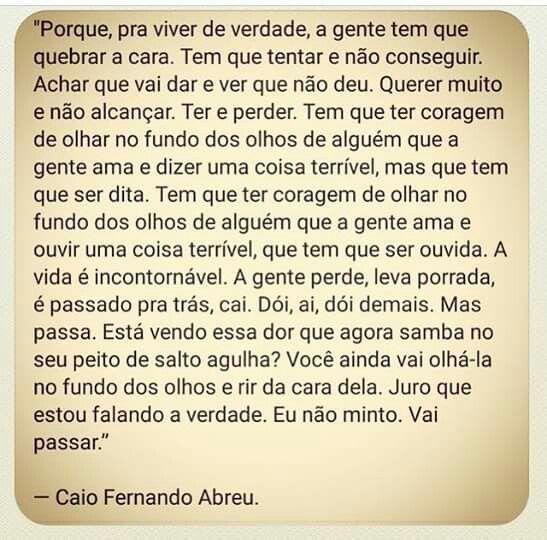 Caio F Abreu