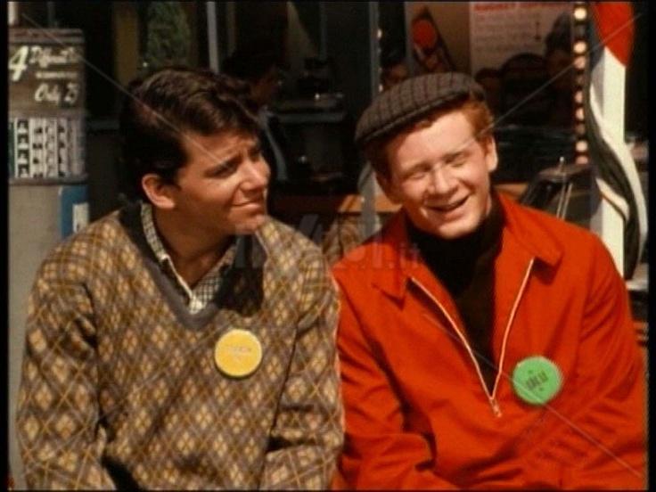 Potsie & Ralph Malph | Happy Days | Pinterest