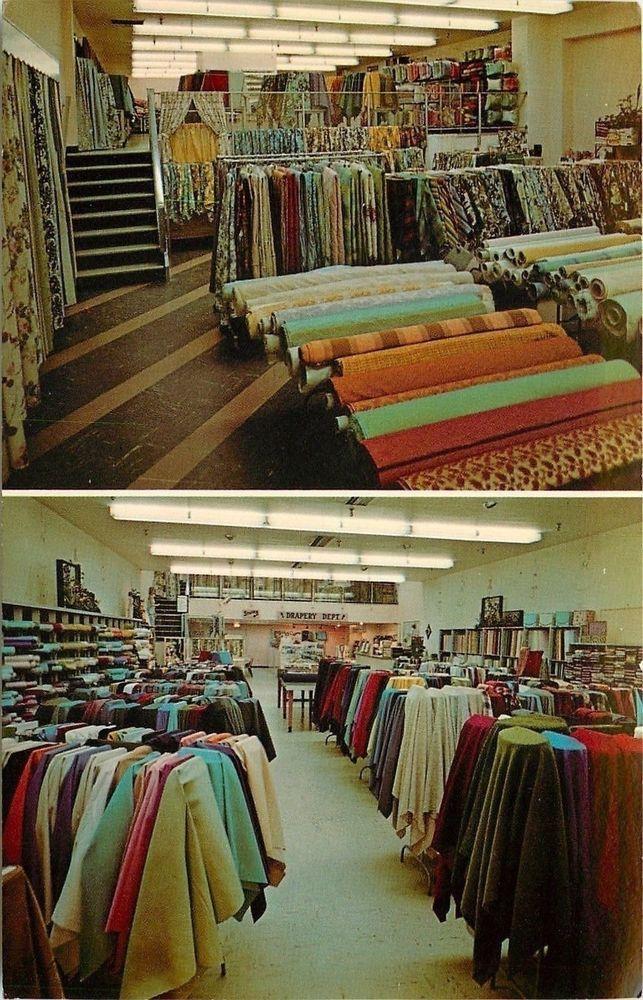 kalamazoo quality fabric mall1960s