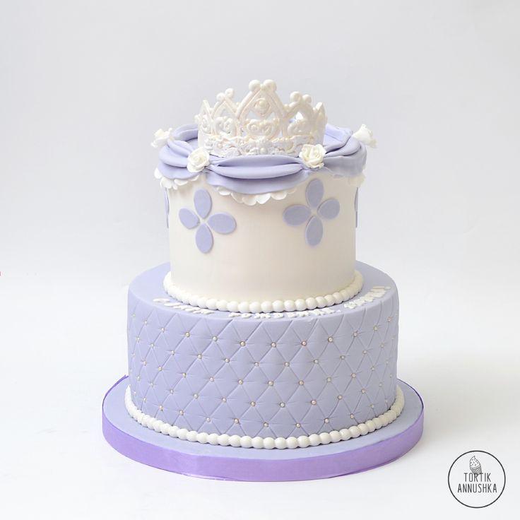 София торт № 1660 на заказ в Москве