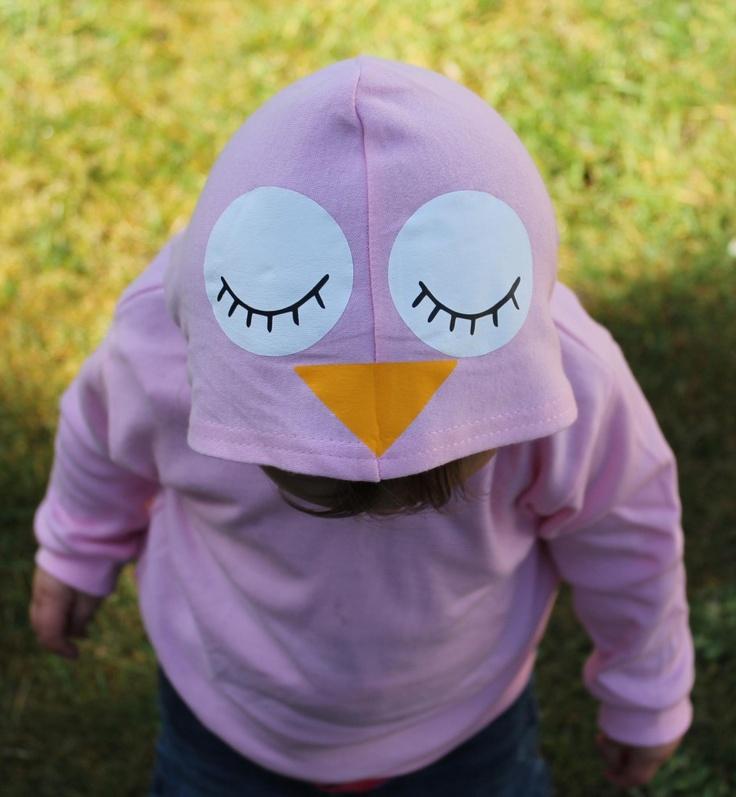 Owl Baby Clothes Sleepy Owl Adorable Girls Hoo
