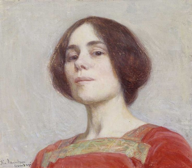 Elin Danielson-Gambogi (1861–1919): Omakuva, 1903