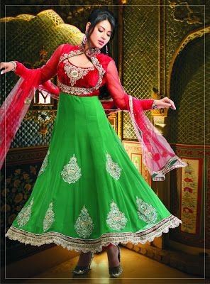 Amazing Photos Of World: Latest Desigens Of Anarkali Suits