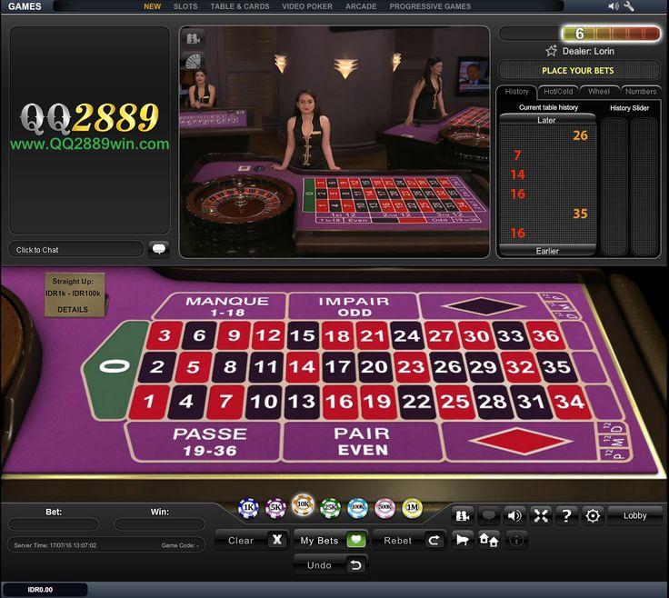 Review Judi Live Casino Roulette Online