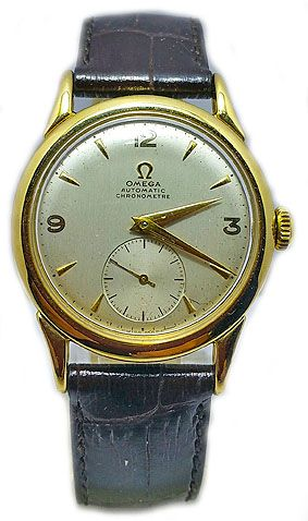 Omega automatic omega second hand watches UK